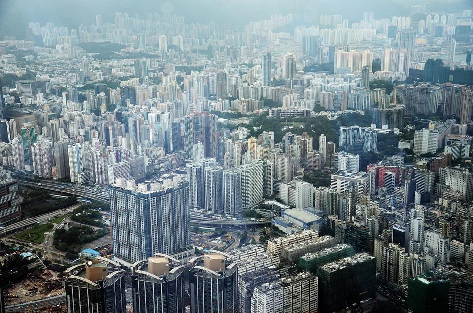 Hong Kong protests adopt Christian hymn as anthem