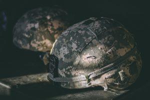 veterans, military, helmet