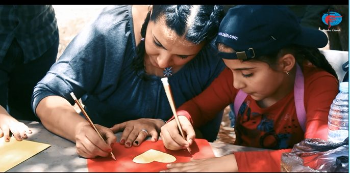 Education options needed for displaced Iraqi kids