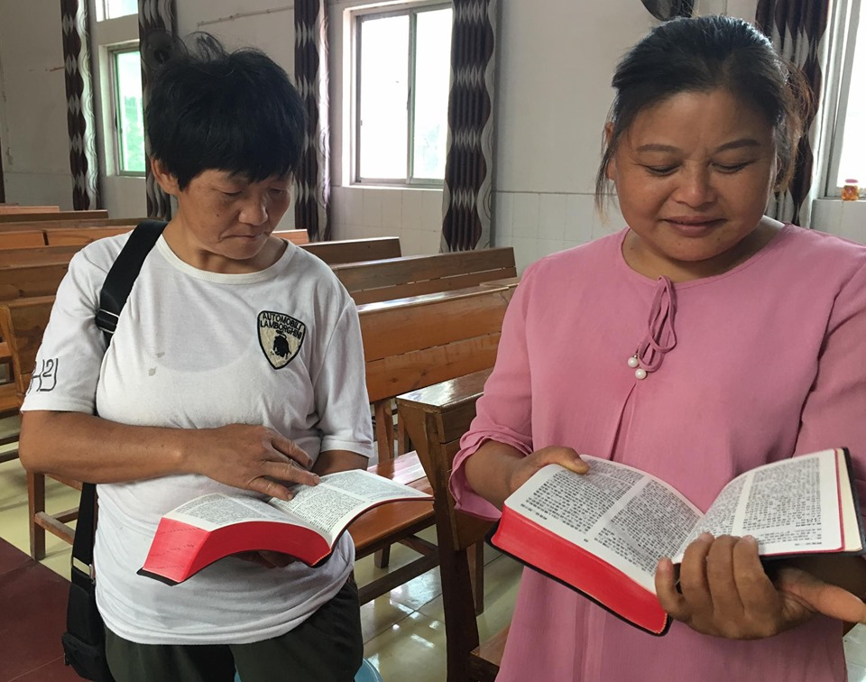 Making Scripture accessible in a closed-down China