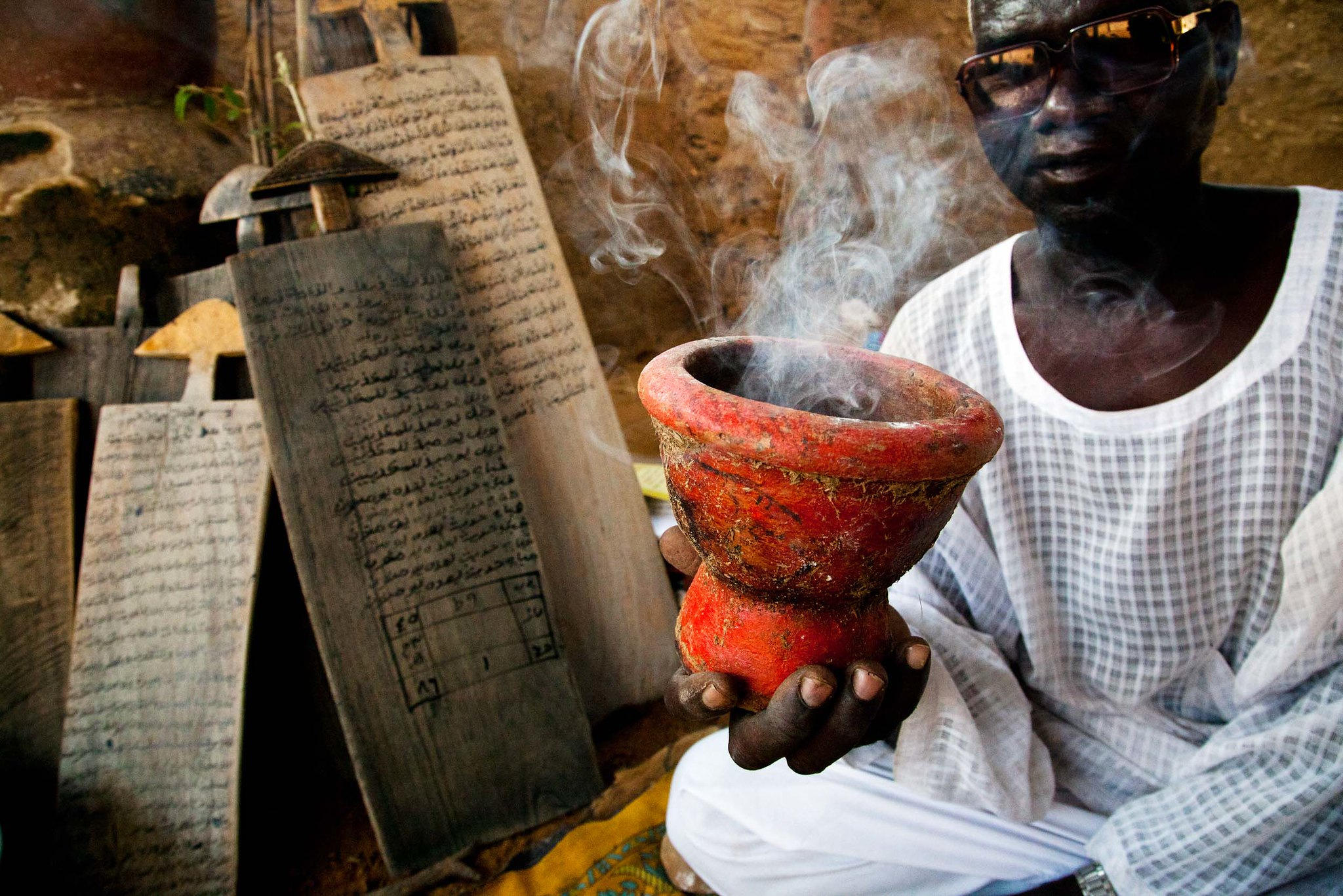 Witch doctors sacrifice kids; Set Free offers protection and hope