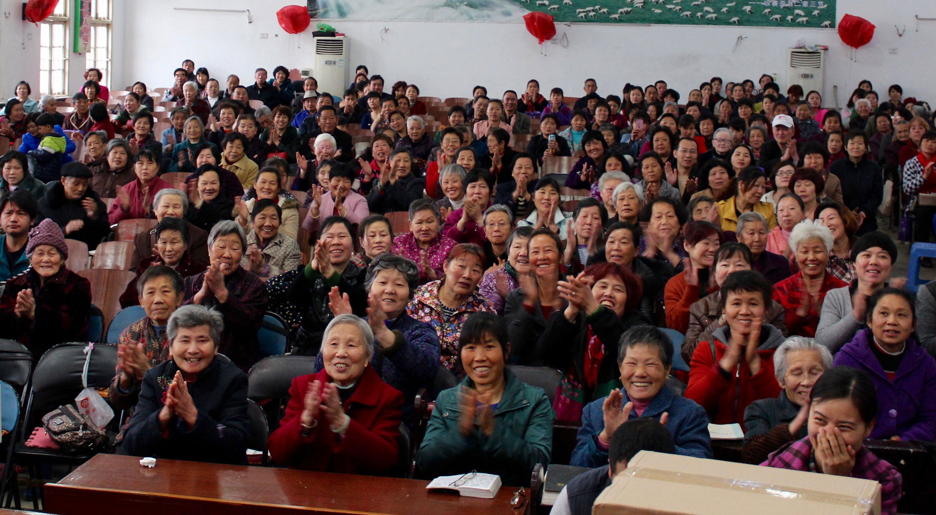 The future of ministry in China requires partnership