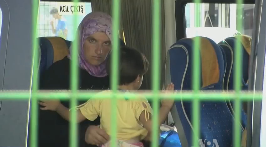 Ongoing instability greets returning Syrian refugees