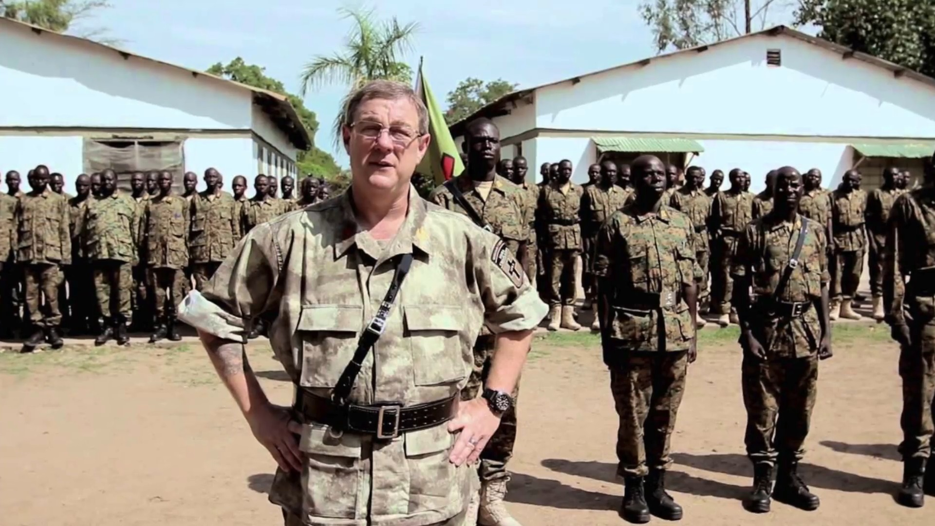Amidst unrest, South Sudanese soldiers will get God's Word