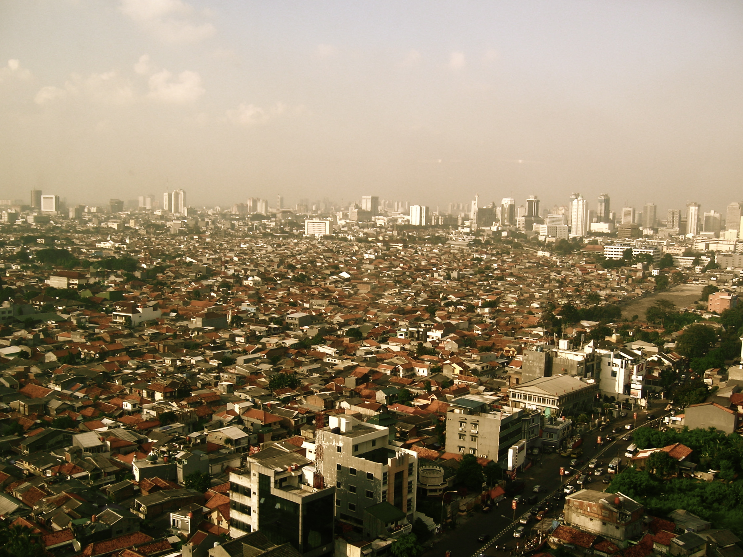 Indonesia launches plan to move its capital city