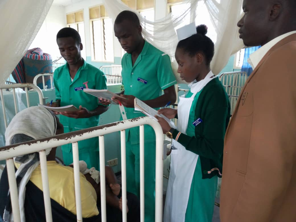 AMG expands nursing school to meet physical, spiritual needs
