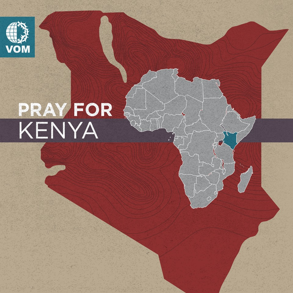 A Somali Christian in Kenya shares his story