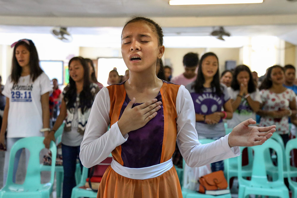 Flooding in the Philippines affects over 300 Compassion children