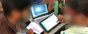 indonesia, tablets, bible translation