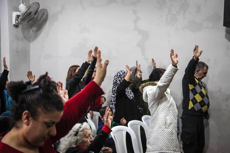 Culturally relevant worship arts strategic to Arab Church