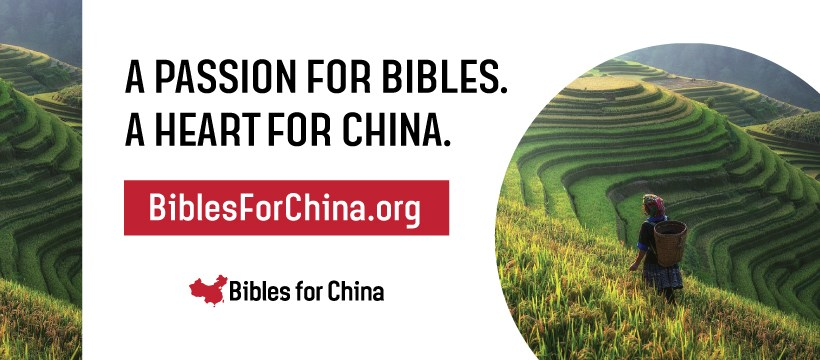 Bibles for China sees changes in operations and a shift in focus