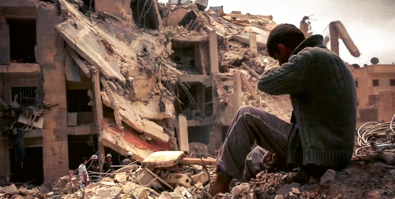 "Tides of Syria war reveal three ""treasures"""