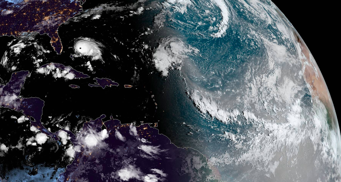 Dorian destroys Bahamas, sets sights on U.S. coastline