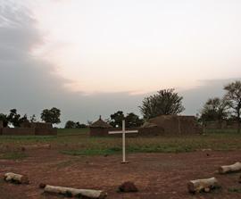 Shooters target church in Burkina Faso