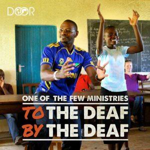 Deaf, ministry, DOOR