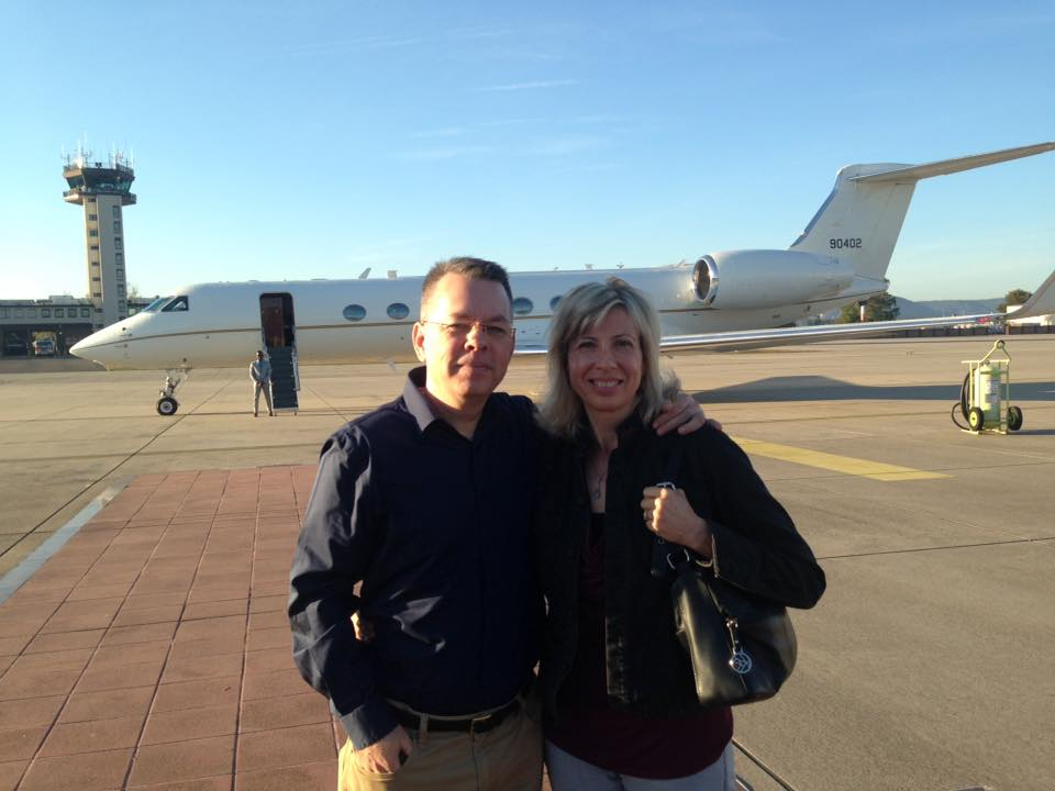It's been a year since Pastor Brunson's release. What's he doing now?