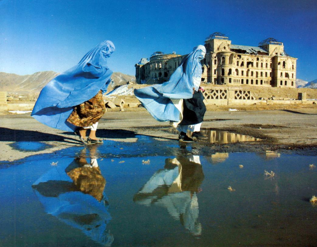 Taliban fills leadership void in Afghanistan