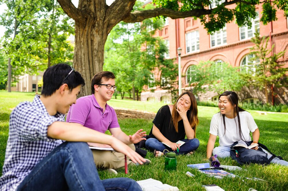 InterVarsity Christian Fellowship Doen't Know If Colleges and Universities Will Re-open in the Fall
