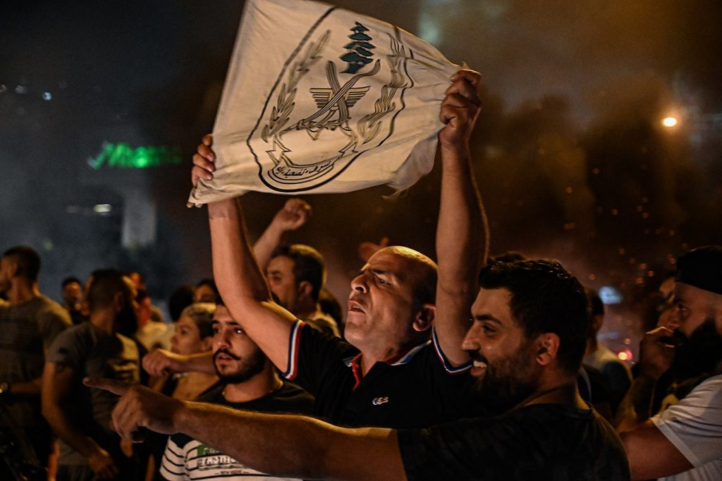 2019 lebanon protests