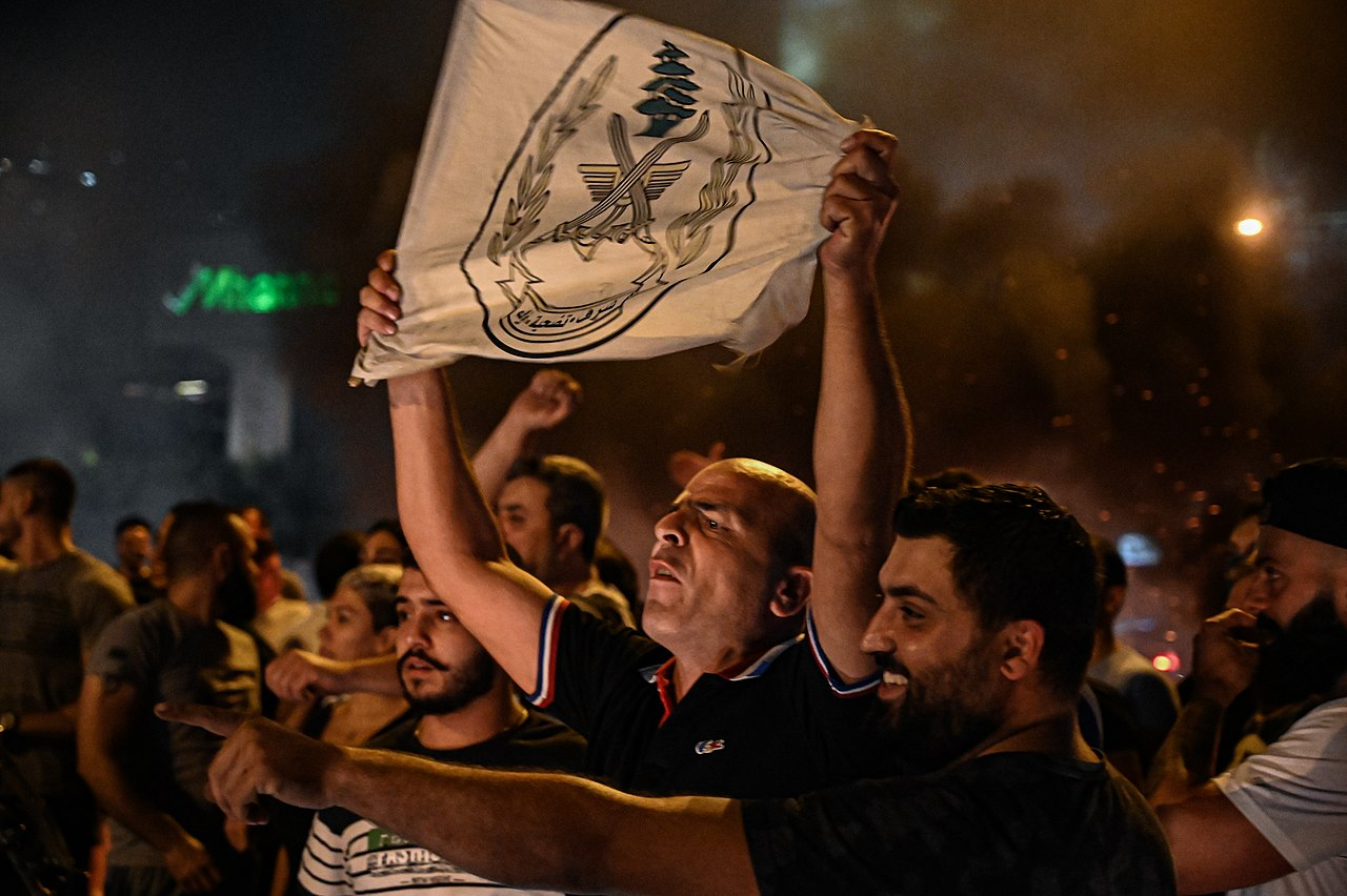 Complexities surround Lebanon protests