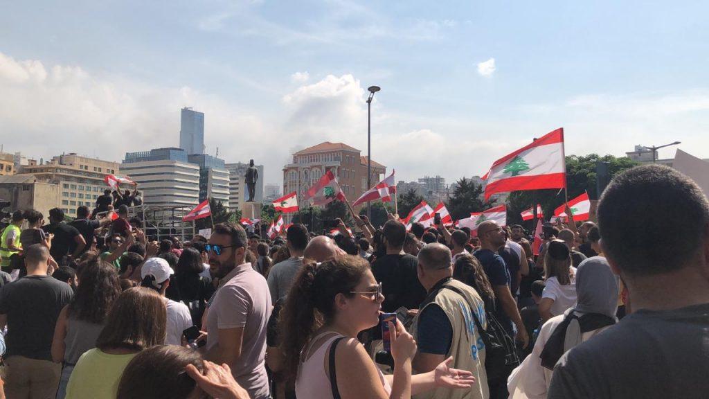 WikimediaCommons_2019 lebanon protests2