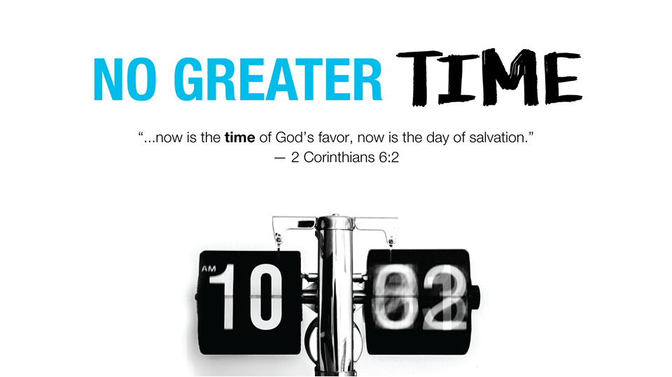 e3 launches No Greater Time campaign