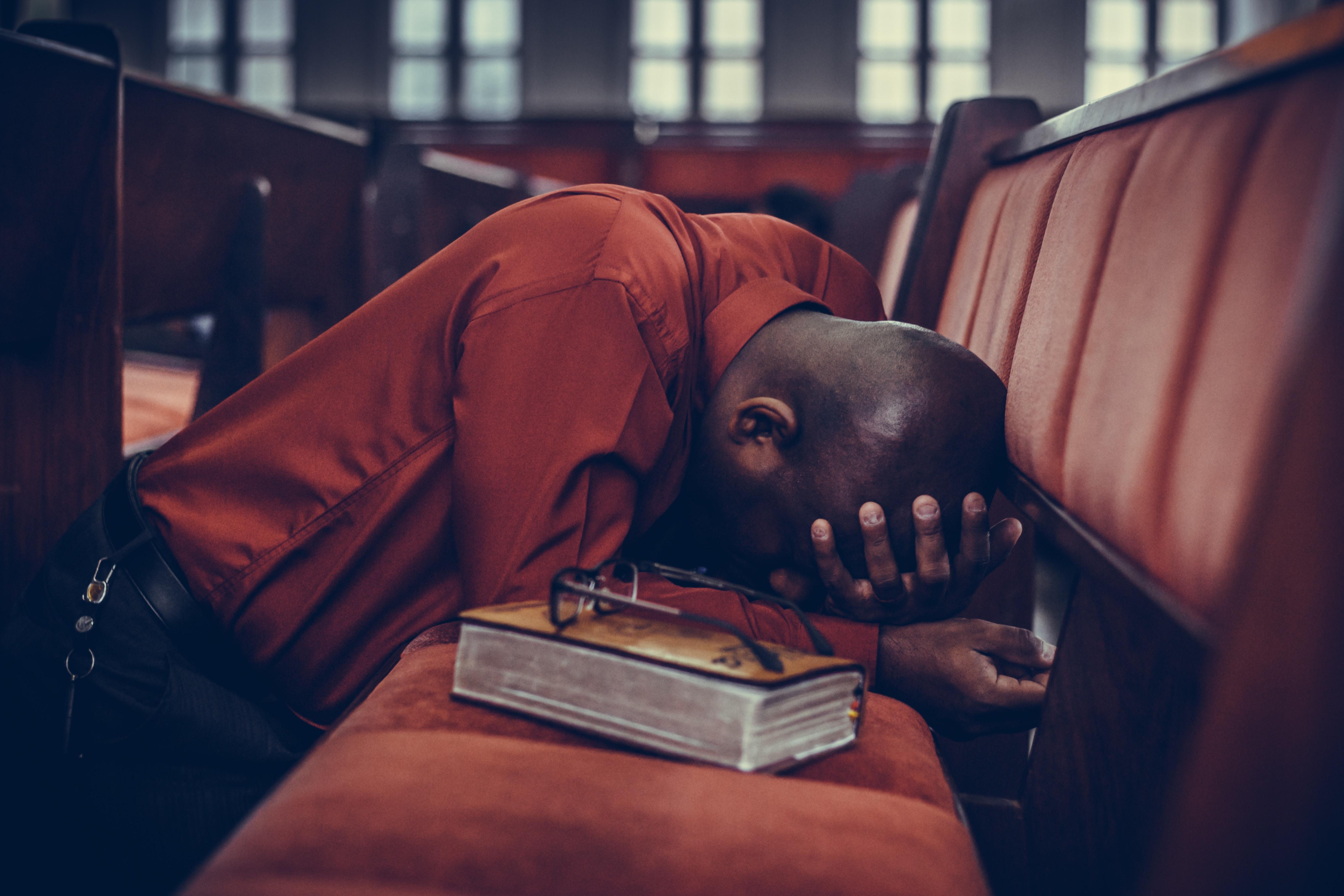 Brokenness, Bible translation, and prayer