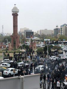 iran protests 2019