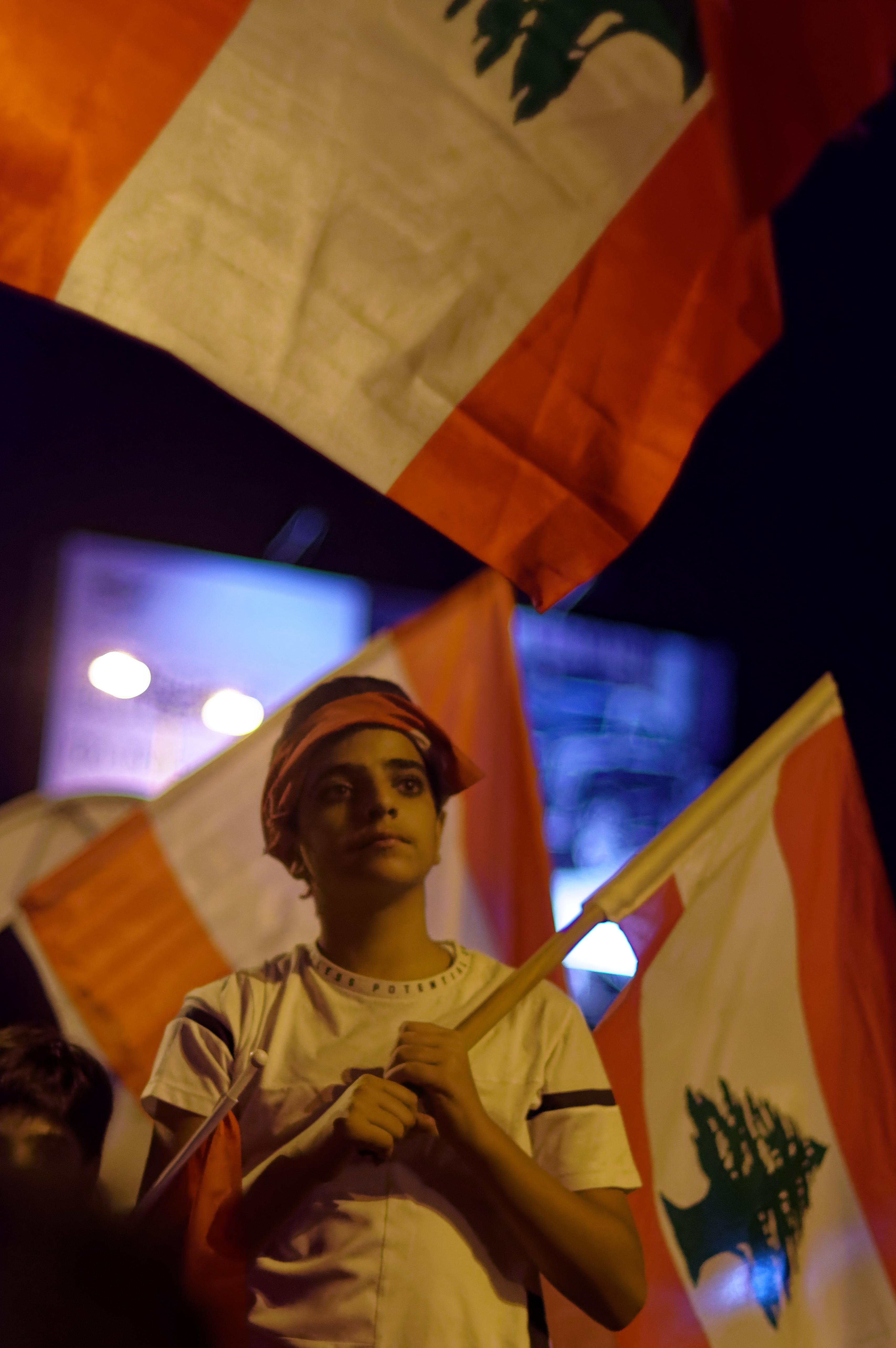Lebanon: A word fitly spoken