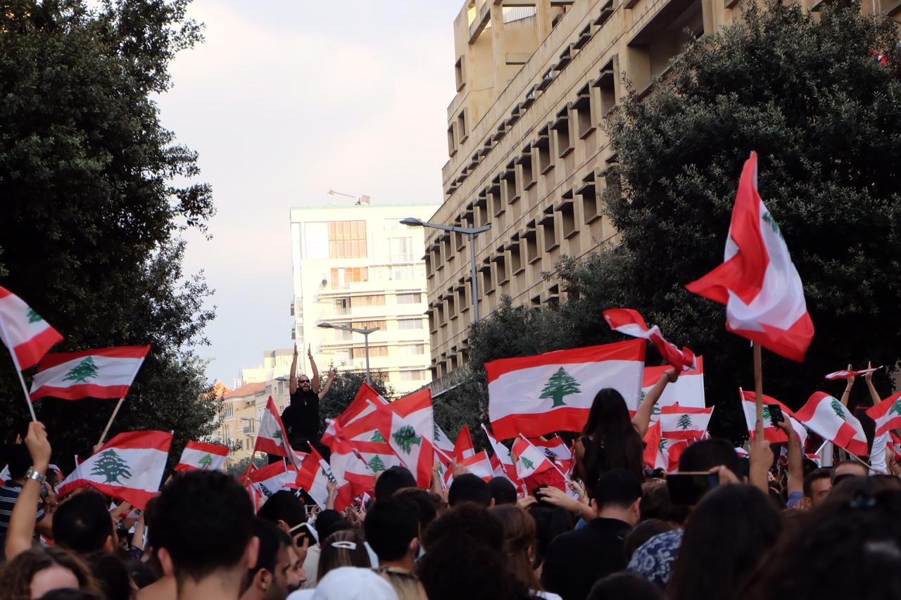Church called to action as Lebanon protests continue