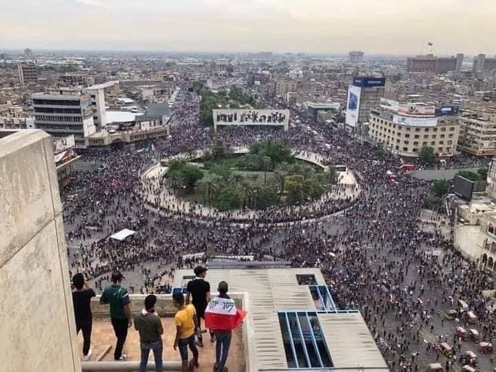 Believers press on despite Iraq instability