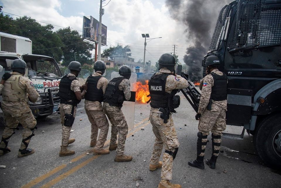 Haiti is on the brink of calamity