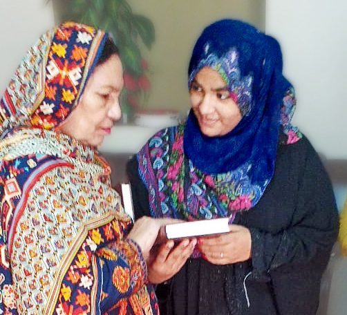 """Forgotten Missionaries International Translating 50 Bible Stories for Pakistani """"Frontier"""" Peoples"""