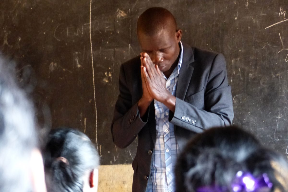 Deaf in Uganda: No Longer a Curse but a Child of God