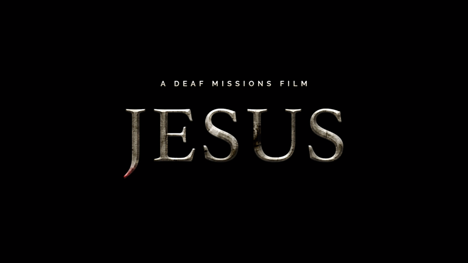 Deaf Missions starts production for ASL Jesus Movie
