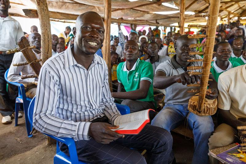 Learning generosity from Keliko refugees