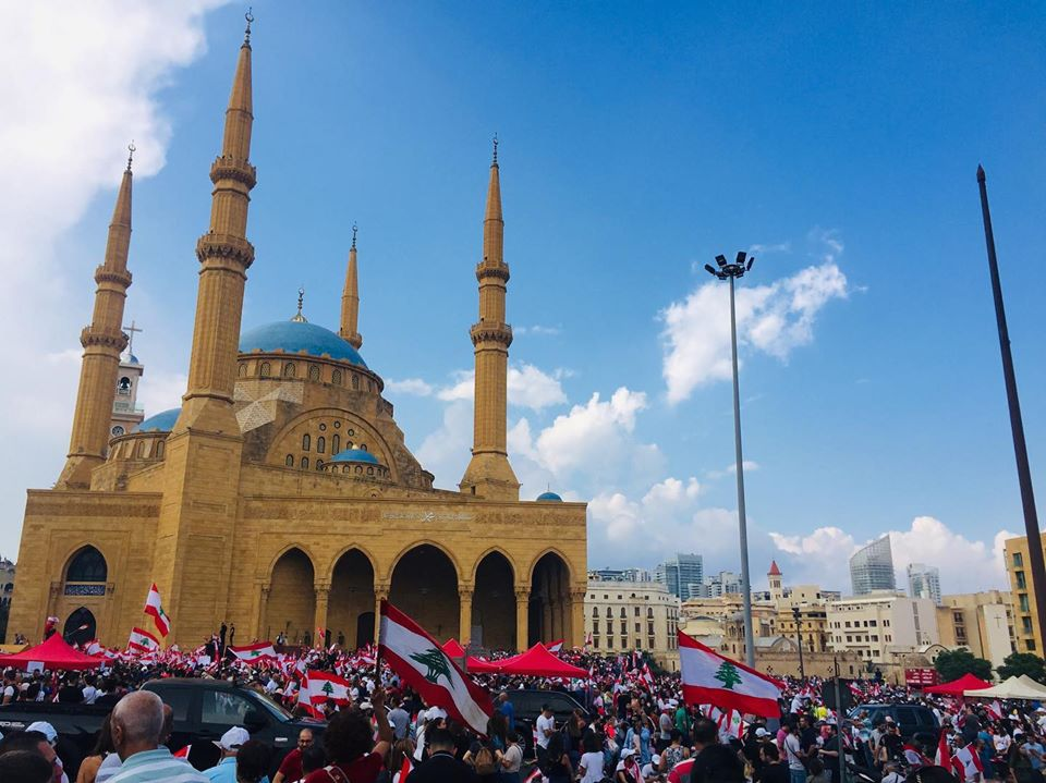 Fresh violence in Lebanon prompts calls to peace; hope for change growing