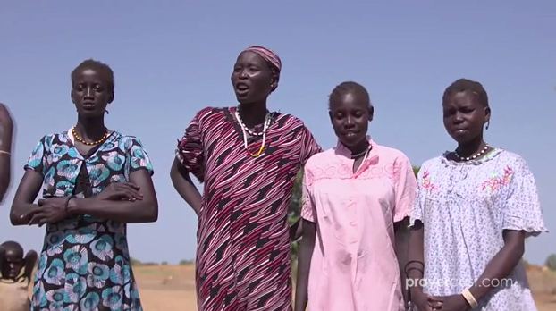 """Women are """"stepping up"""" in Sudan"""