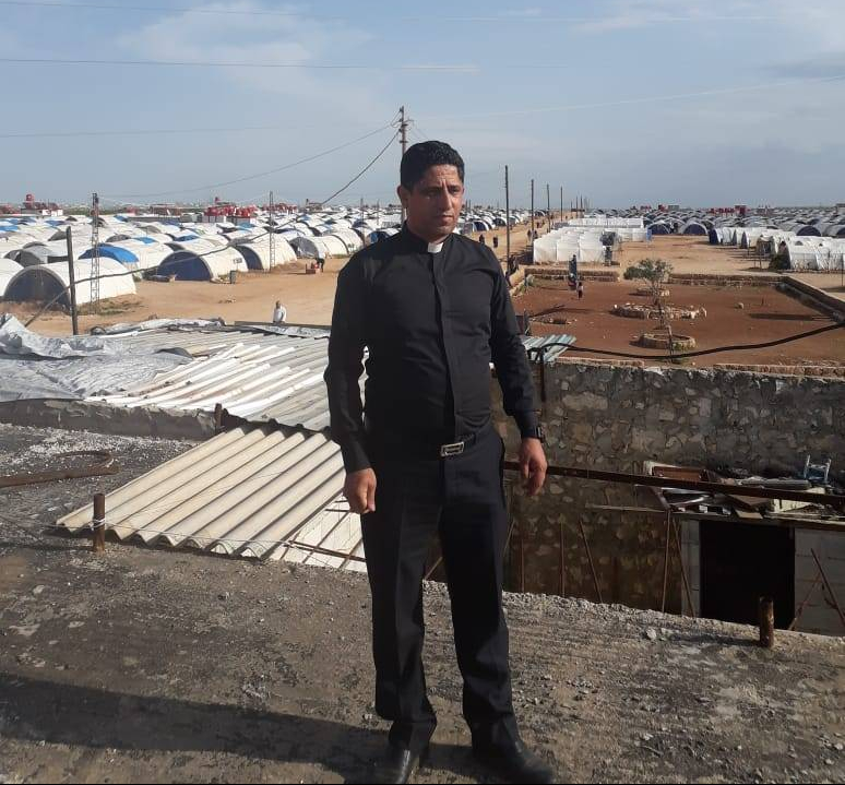 Love your enemies: Faithful ministry to Syrian refugees