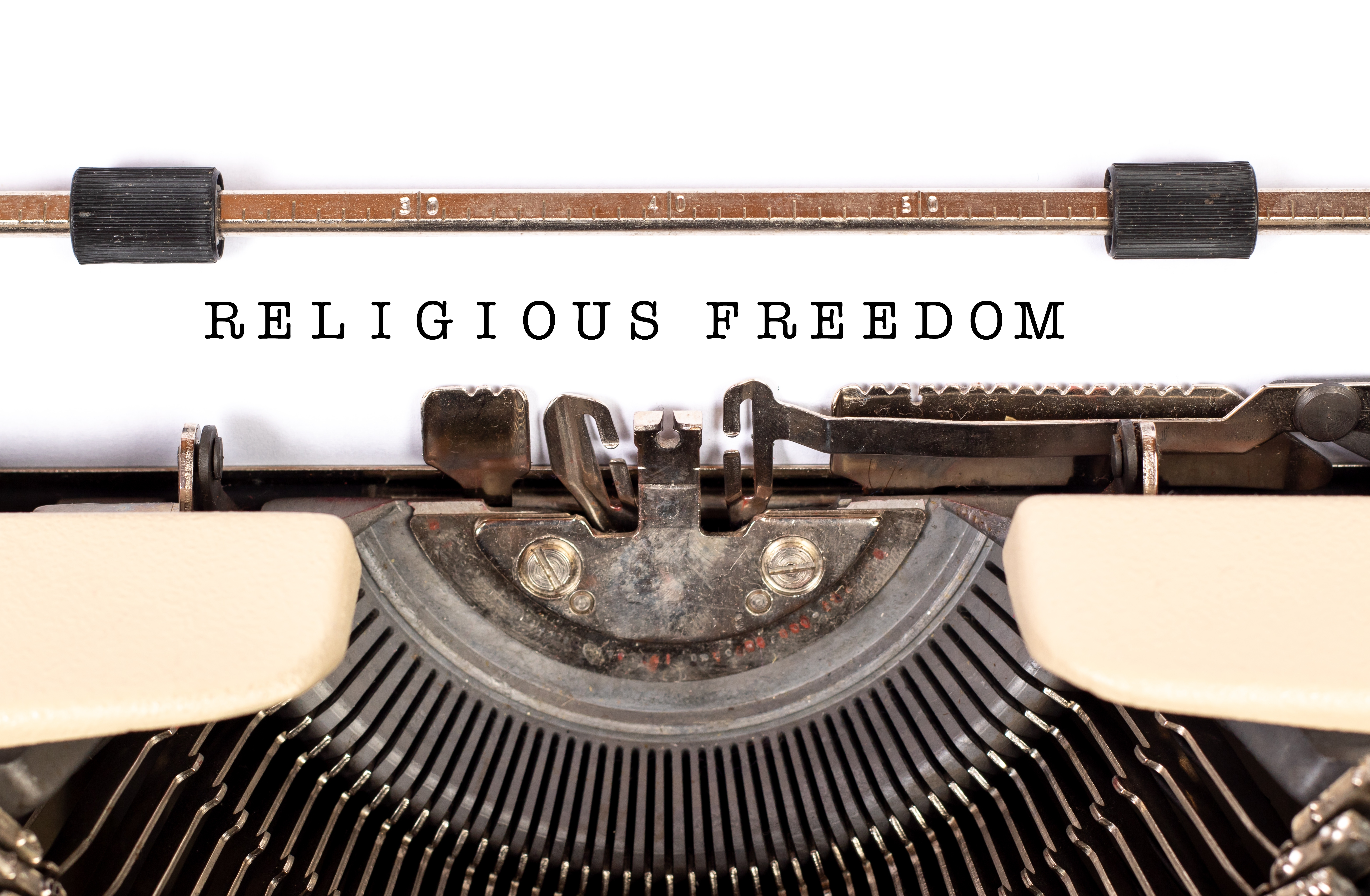 The reason why the U.S. religious freedom panel exists.