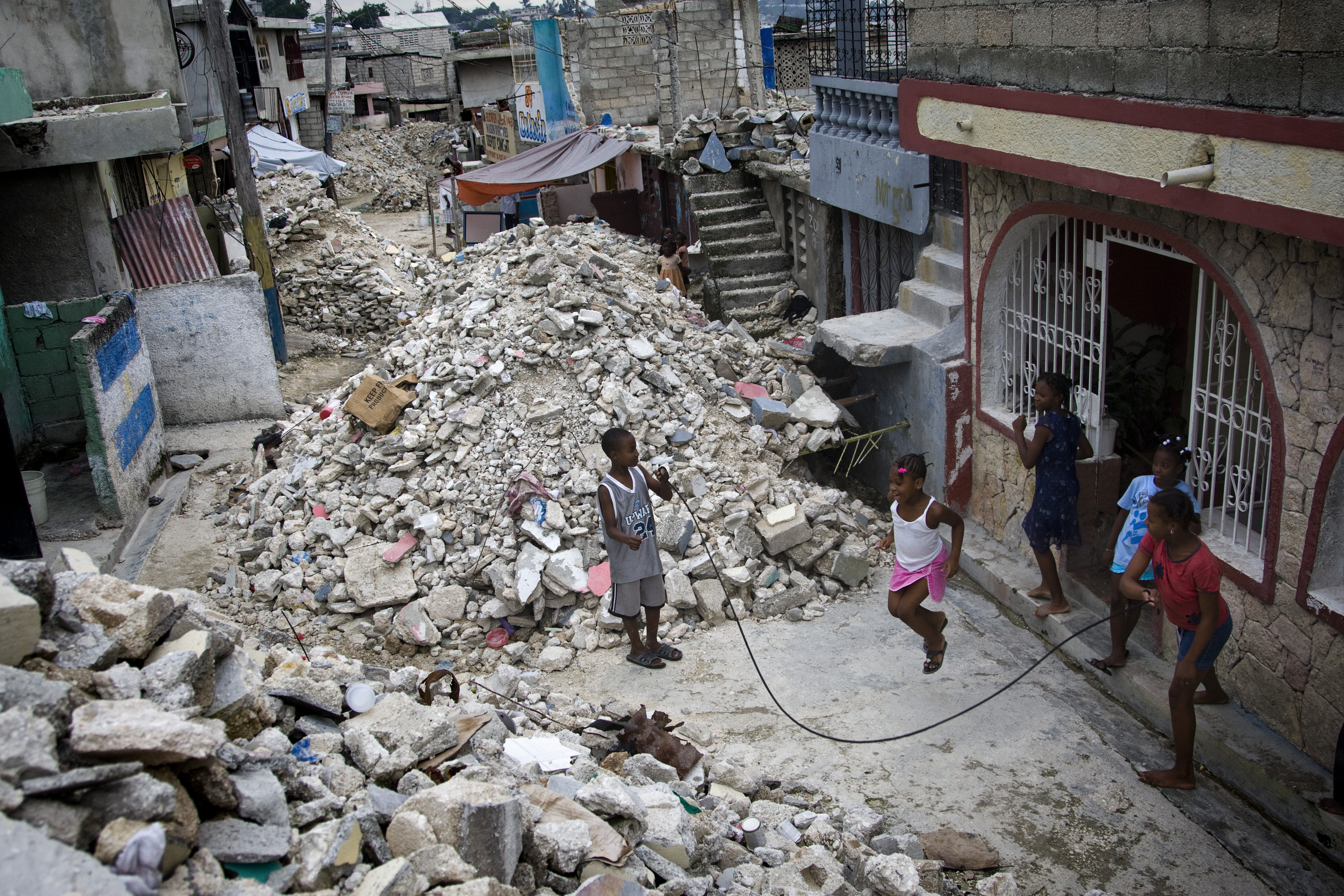 Haiti: ten years later