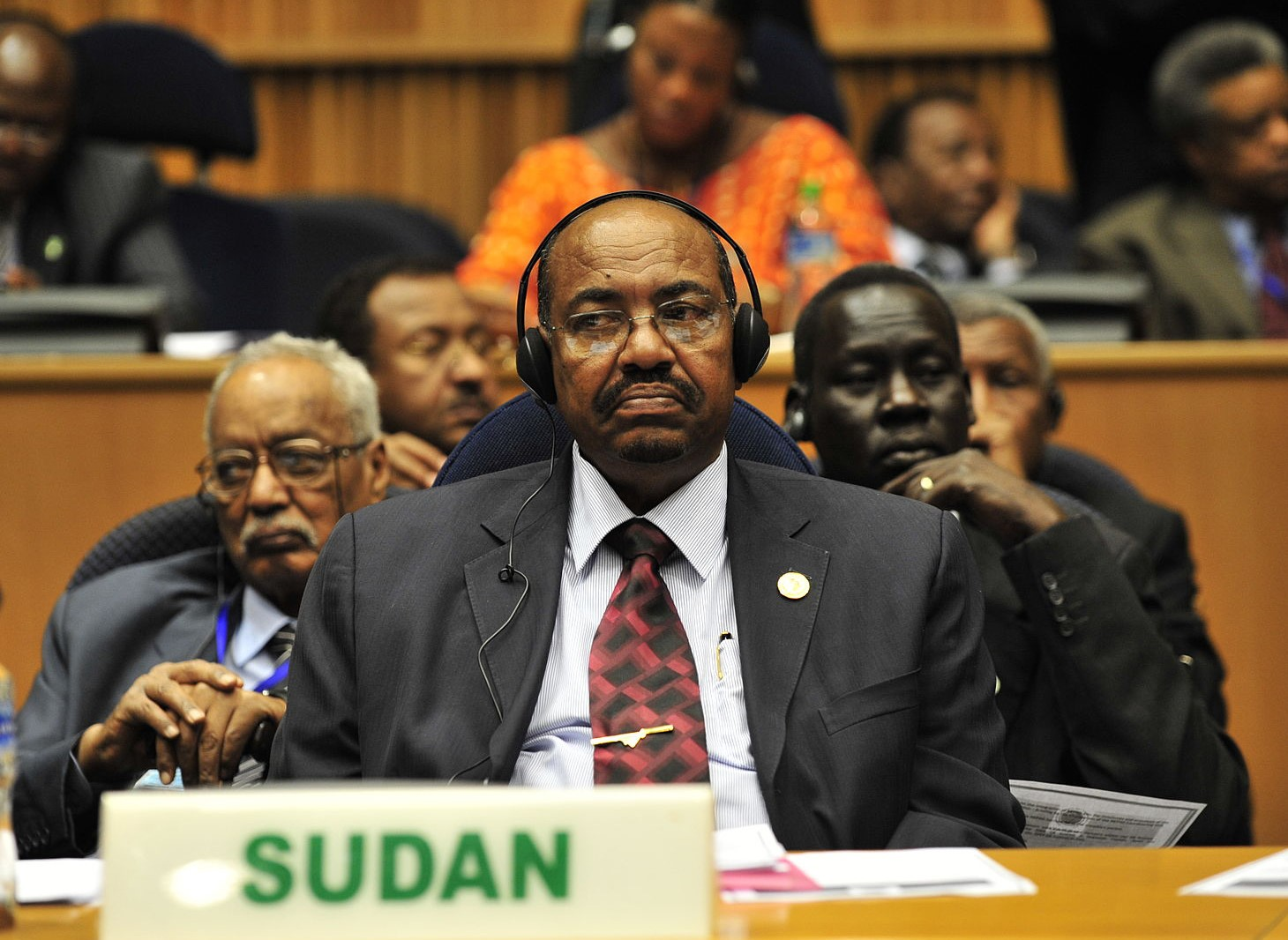 Bashir, ICC development highlights Sudan progress