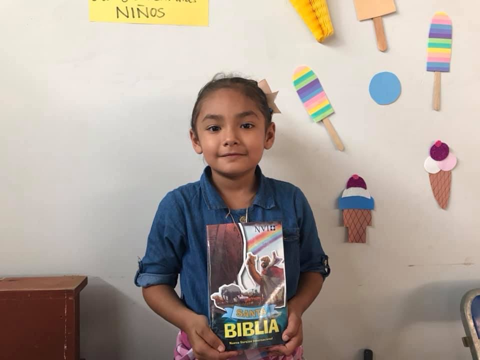 Bible drive! Help Mission Cry send out 4 new sea containers