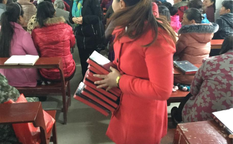 Bibles for China sees increased pressure, but continues work