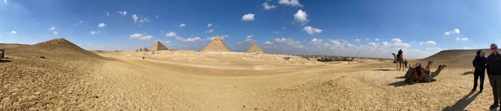 Egypt, the strategic gateway to the Middle East