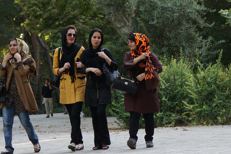Removing the Headscarf: Iranian Women Search for Freedom