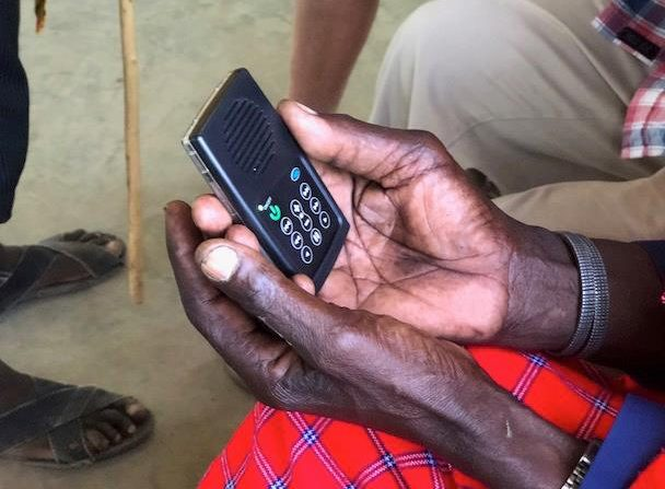 Well-worn and in high demand: Audio Bibles in Kenya
