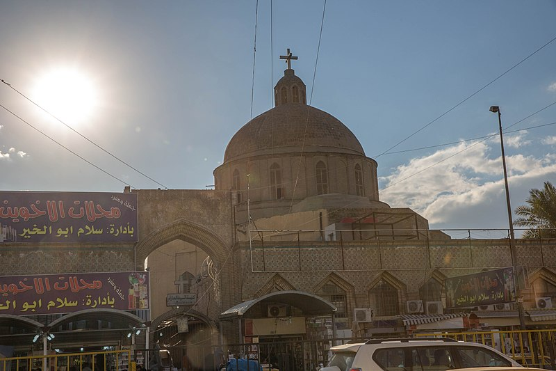 Christians backing away from protests in Iraq