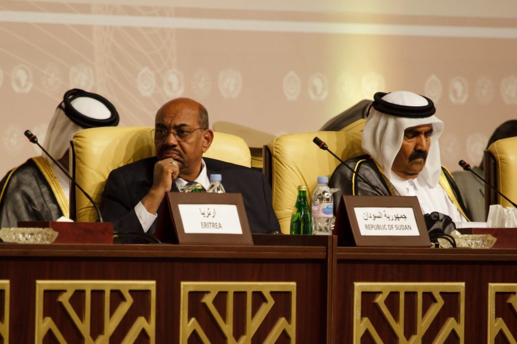 Flickr_2011 photo of Omar al Bashir_credit UNAMID