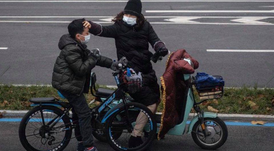 Coronavirus outbreak declining in China